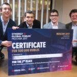 Groundsurfing - österreichische Schüler punkten bei einer internationalen Entrepreneurship Challenge in Russland
