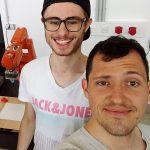 SmART – ein Roboter als Künstler