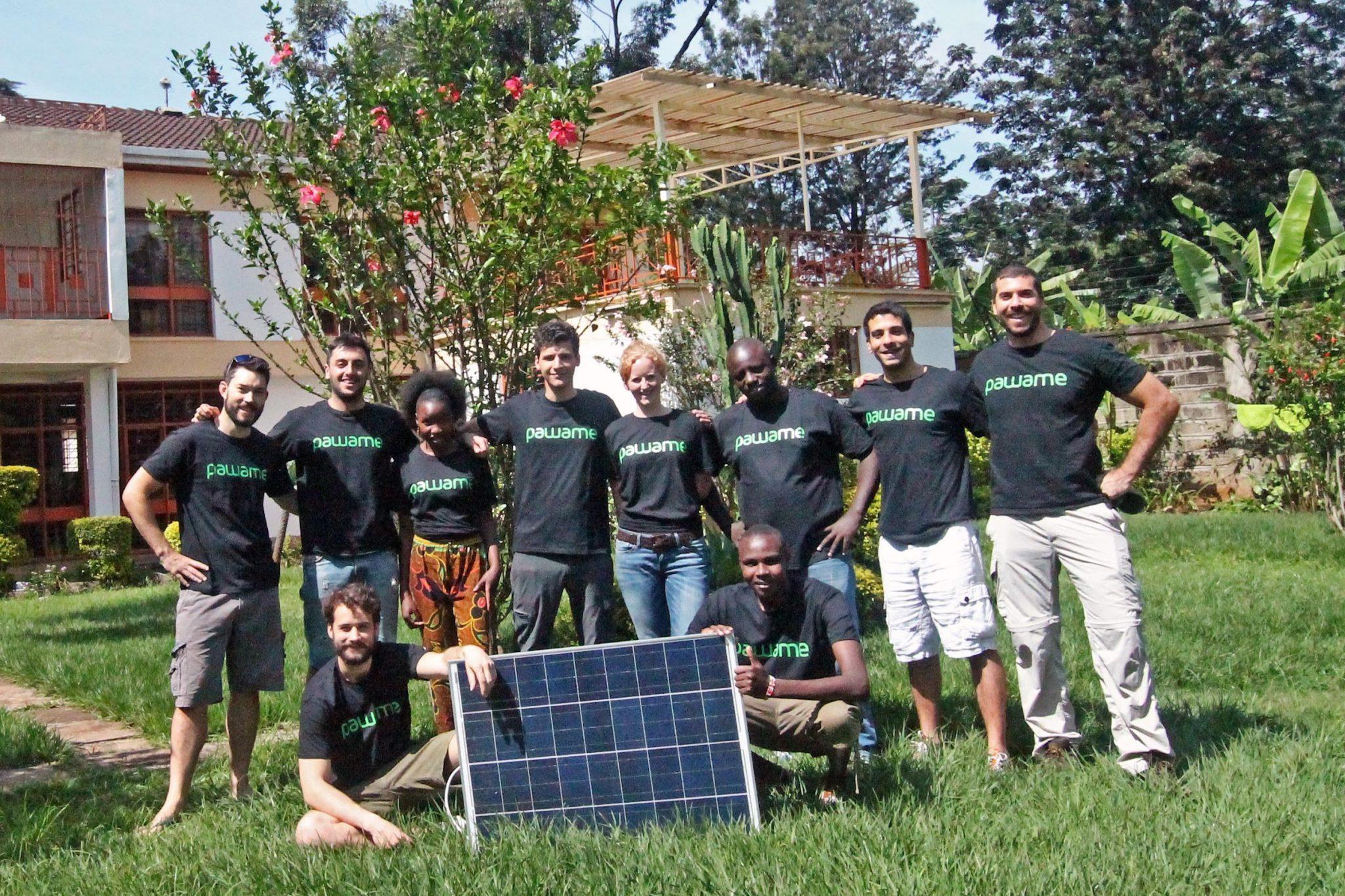Pawame – Solarenergie schafft Quantensprung in Afrika